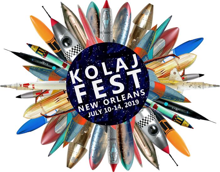 Kolaj Fest New Orleans